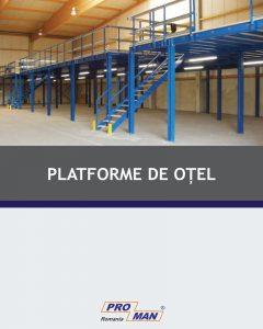 Platforme metalice din otel